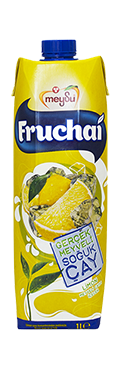 Fruchai Ice Tea Limon